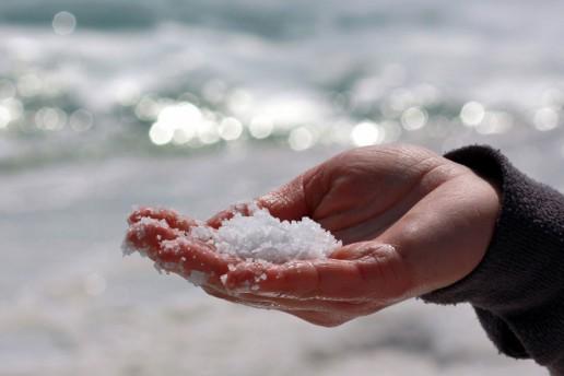 microplásticos en sal marina