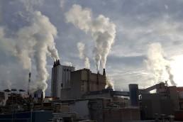 Fábricas. Emisiones de co2