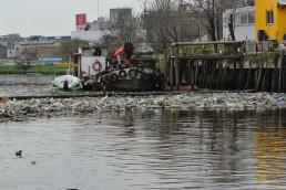 alt=Buscan caratular como delito ambiental la contaminación del agua – Cuenca Riachuelo
