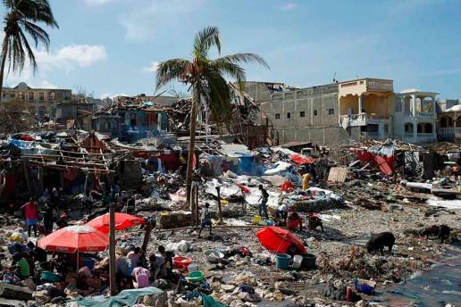 alt=El 2017 fue el año con mayores pérdidas económicas a causa de fenómenos climáticos – huracán María