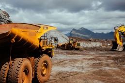 Barrick Gold buscará reanudar el proyecto Pascua Lama – camión minero
