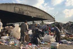 alt=La Cumbre Latinoamérica Recicla quiere avanzar hacia el reciclaje inclusivo – planta recicladora