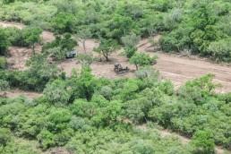 Se detectó, mediante sobrevuelos e imágenes satelitales, que un empresario uruguayo continuó desmontando su finca a pesar de las resoluciones.