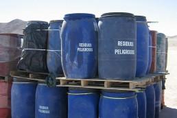El Gobierno presentó un proyecto de ley de presupuestos mínimos ambientales para la gestión de residuos peligrosos.