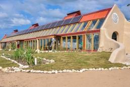Primera escuela sustentable del país en Mar Chiquita.
