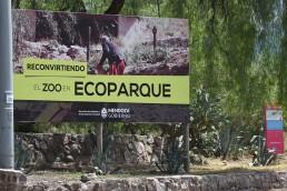 Se presentó la propuesta ganadora del Concurso Nacional Master Plan, Ideas y Anteproyectos del Ecoparque de Mendoza.