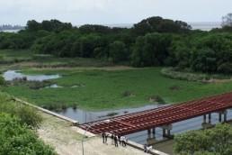 Se concretó el convenio entre la Ciudad y la UBA para administrar la Reserva Ecológica Costanera Norte.