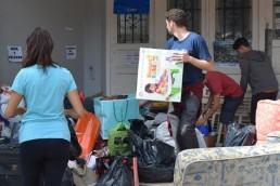 Red barrial de reciclado organizada por los vecinos de Lomas de Zamora para reducir los desechos