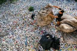 Según la ONU, en 2050 alcanzaremos una producción de 1.000 millones de toneladas de plástico por año