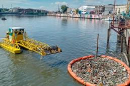 Acumar puso el año 2025 como fecha máxima para conseguir el saneamiento del Riachuelo