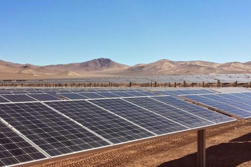 En Agosto se inaugurará el nuevo Parque Solar Nonogasta