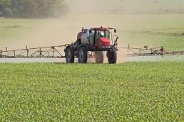 En Julio se llevó a cabo una conferencia de ministros para redactar un documento sobre buenas prácticas en la aplicación de agroquímicos