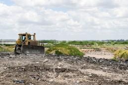 Acumar cerró el megabasural de Cañuelas, en la cuenca Matanza - Riachuelo